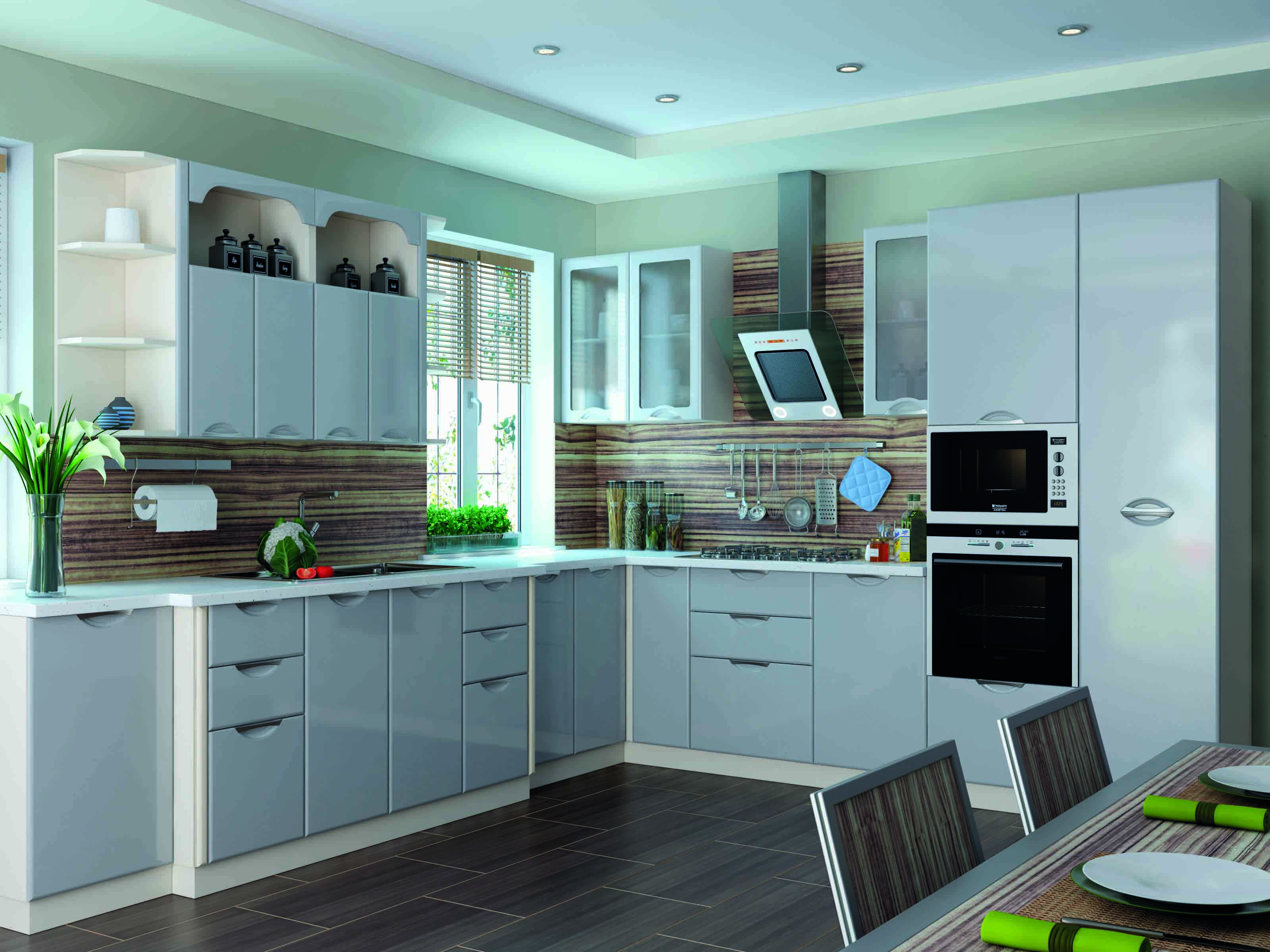 Вибір меблів до кухні